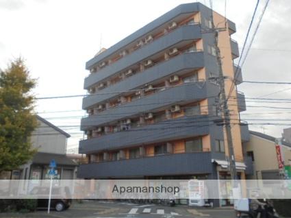 神奈川県平塚市、平塚駅徒歩17分の築26年 6階建の賃貸マンション