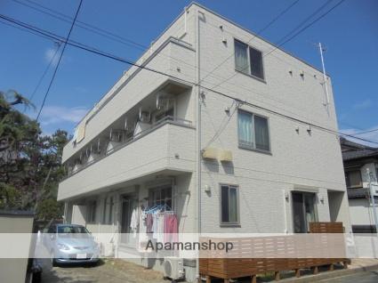 神奈川県平塚市、平塚駅徒歩11分の築9年 3階建の賃貸アパート