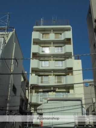 神奈川県平塚市、平塚駅徒歩5分の築40年 8階建の賃貸マンション