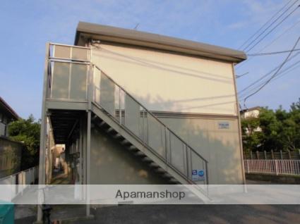 神奈川県平塚市、平塚駅徒歩15分の築25年 2階建の賃貸アパート