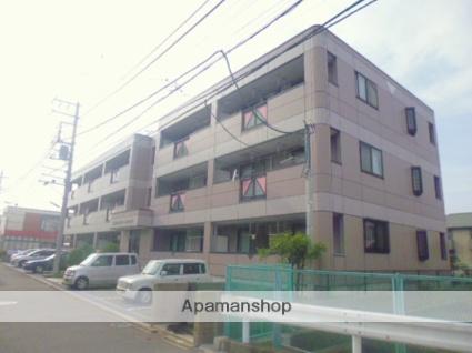 神奈川県茅ヶ崎市、茅ケ崎駅徒歩23分の築16年 3階建の賃貸マンション