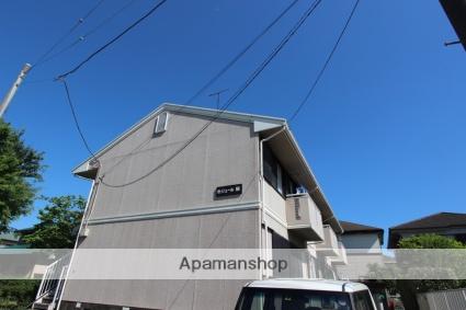神奈川県平塚市、平塚駅バス10分桜ヶ丘公園下車後徒歩4分の築29年 2階建の賃貸アパート