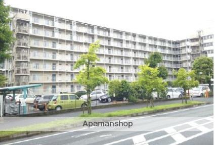 神奈川県平塚市、平塚駅バス13分中原東下車後徒歩1分の築33年 7階建の賃貸マンション