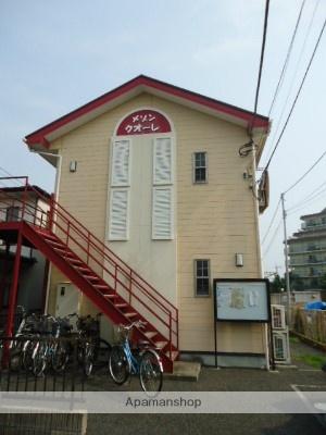 神奈川県平塚市、平塚駅かなちゅうバス10分江南高校前下車後徒歩3分の築14年 2階建の賃貸アパート