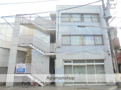 神奈川県平塚市、平塚駅徒歩30分の築26年 3階建の賃貸マンション