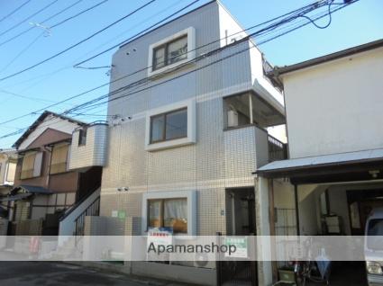 神奈川県平塚市、平塚駅徒歩9分の築25年 3階建の賃貸マンション