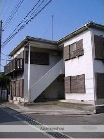 神奈川県平塚市、平塚駅バス25分川井下車後徒歩3分の築27年 2階建の賃貸アパート