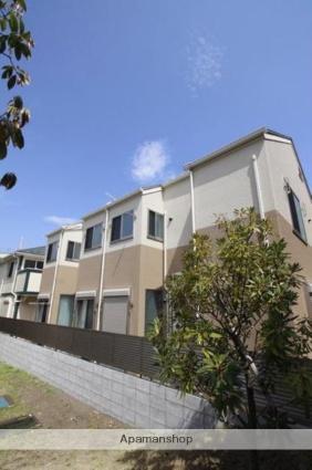 神奈川県茅ヶ崎市、茅ケ崎駅徒歩15分の築2年 2階建の賃貸アパート
