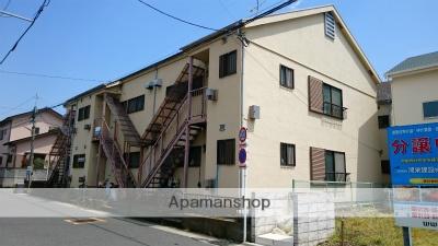 神奈川県平塚市、平塚駅バス12分向原下車後徒歩5分の築31年 2階建の賃貸アパート