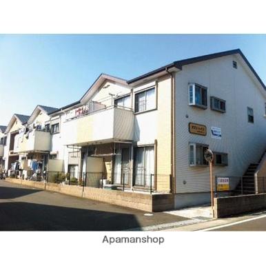 神奈川県平塚市、平塚駅バス10分商業高校前下車後徒歩5分の築8年 2階建の賃貸アパート