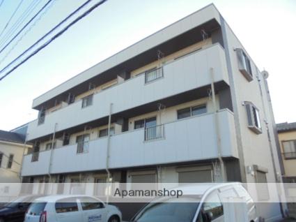 神奈川県平塚市、平塚駅バス14分住宅前下車後徒歩4分の築5年 3階建の賃貸マンション