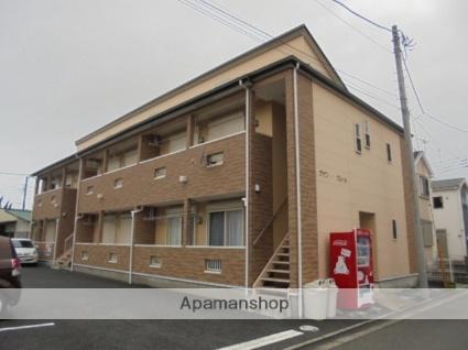 神奈川県平塚市、平塚駅バス16分長持根下下車後徒歩2分の築11年 2階建の賃貸アパート