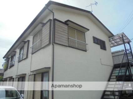 神奈川県平塚市、平塚駅バス11分西八幡下車後徒歩1分の築36年 2階建の賃貸アパート