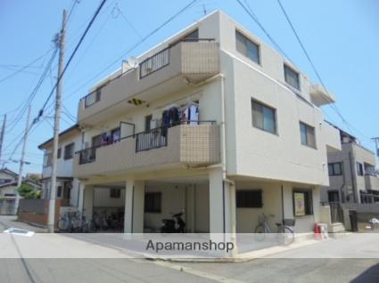神奈川県平塚市、平塚駅徒歩14分の築27年 3階建の賃貸マンション