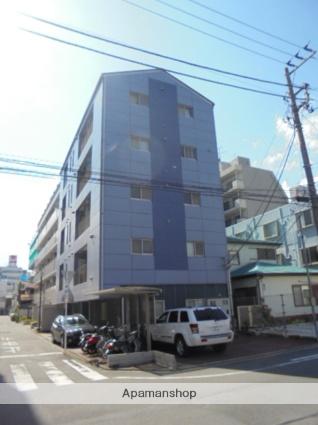 神奈川県平塚市、平塚駅徒歩6分の築14年 5階建の賃貸マンション