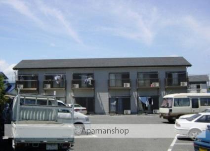 神奈川県平塚市、平塚駅バス25分公所下車後徒歩4分の築24年 2階建の賃貸アパート