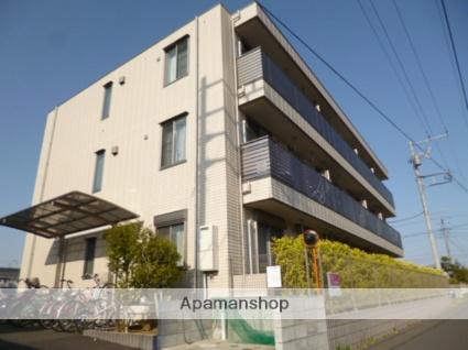 神奈川県高座郡寒川町、宮山駅徒歩19分の築6年 3階建の賃貸アパート