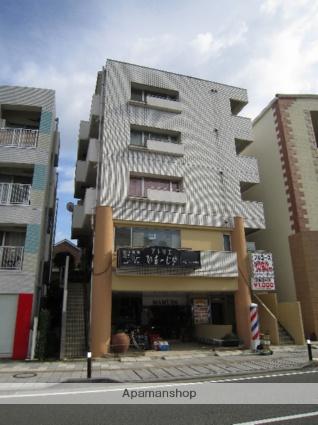 神奈川県平塚市、平塚駅徒歩4分の築33年 5階建の賃貸マンション
