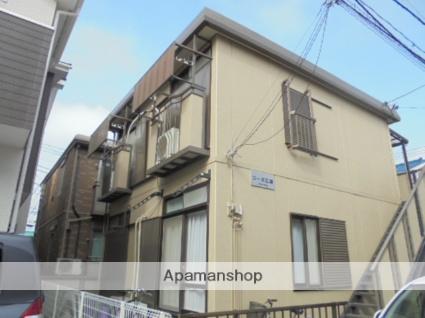 神奈川県平塚市、平塚駅徒歩11分の築29年 2階建の賃貸アパート
