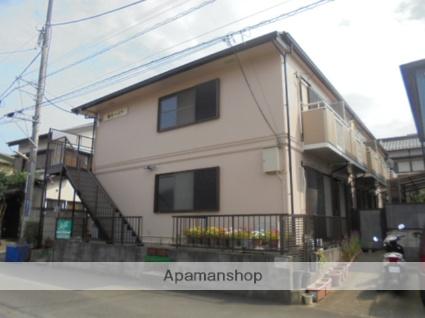 神奈川県平塚市、平塚駅徒歩11分の築20年 2階建の賃貸アパート