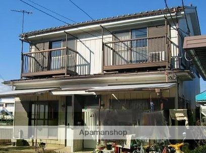 神奈川県平塚市、平塚駅バス13分高根下車後徒歩8分の築28年 2階建の賃貸テラスハウス