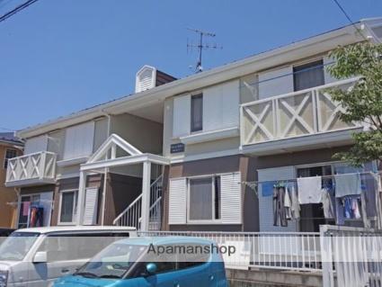 神奈川県平塚市、平塚駅バス25分長持下車後徒歩3分の築24年 2階建の賃貸アパート