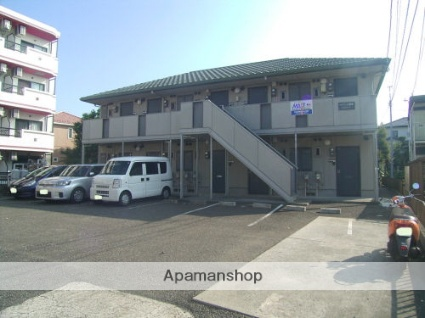 神奈川県茅ヶ崎市、北茅ケ崎駅徒歩24分の築18年 2階建の賃貸アパート