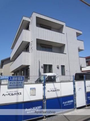 神奈川県茅ヶ崎市、茅ケ崎駅徒歩4分の新築 3階建の賃貸マンション
