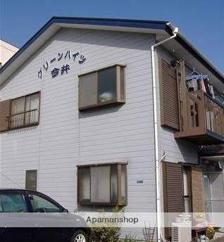 神奈川県平塚市、平塚駅バス15分上平塚下車後徒歩2分の築20年 2階建の賃貸テラスハウス