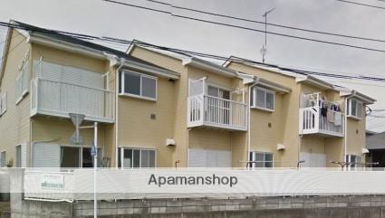 神奈川県平塚市、平塚駅バス15分長持下車後徒歩5分の築24年 2階建の賃貸アパート