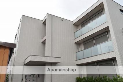 神奈川県茅ヶ崎市、茅ケ崎駅徒歩16分の新築 3階建の賃貸マンション