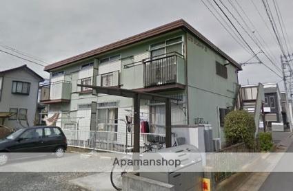 神奈川県平塚市、平塚駅バス15分神明下下車後徒歩5分の築31年 2階建の賃貸アパート