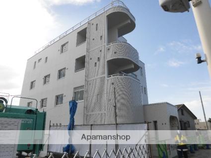 神奈川県茅ヶ崎市、茅ケ崎駅徒歩21分の新築 4階建の賃貸マンション