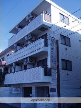 神奈川県平塚市、茅ケ崎駅徒歩68分の築25年 4階建の賃貸マンション