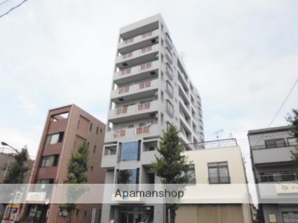 神奈川県平塚市、平塚駅徒歩9分の築28年 9階建の賃貸マンション