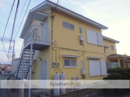 神奈川県茅ヶ崎市、辻堂駅徒歩31分の築25年 2階建の賃貸アパート