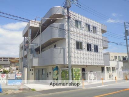 神奈川県茅ヶ崎市、茅ケ崎駅徒歩12分の築3年 3階建の賃貸マンション