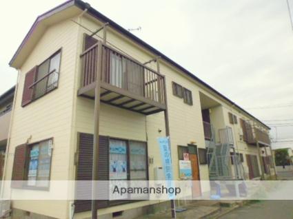 神奈川県茅ヶ崎市、香川駅徒歩39分の築25年 2階建の賃貸アパート
