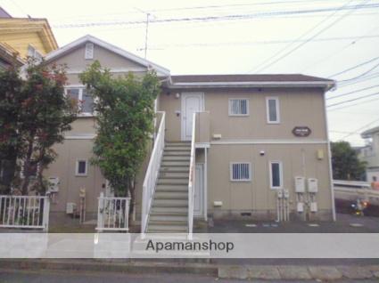 神奈川県茅ヶ崎市、茅ケ崎駅徒歩20分の築24年 2階建の賃貸アパート