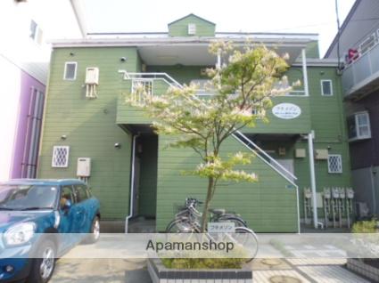神奈川県茅ヶ崎市、茅ケ崎駅徒歩8分の築25年 2階建の賃貸アパート