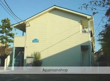 神奈川県茅ヶ崎市、茅ケ崎駅徒歩11分の築25年 2階建の賃貸アパート