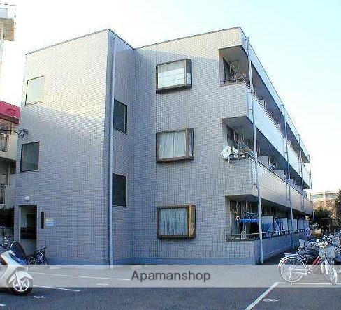 神奈川県川崎市高津区、武蔵新城駅徒歩8分の築23年 3階建の賃貸マンション