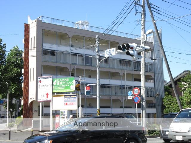 神奈川県川崎市中原区、武蔵中原駅徒歩13分の築37年 3階建の賃貸マンション