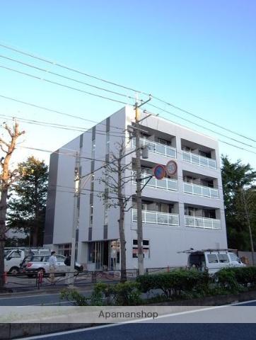 神奈川県川崎市中原区、平間駅徒歩15分の築5年 4階建の賃貸マンション