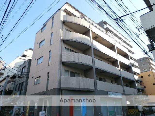 神奈川県川崎市中原区、向河原駅徒歩16分の築11年 6階建の賃貸マンション