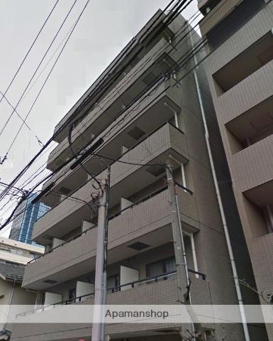 神奈川県川崎市中原区、向河原駅徒歩17分の築22年 7階建の賃貸マンション