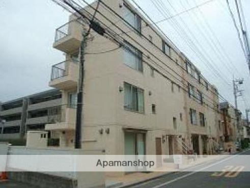 神奈川県川崎市中原区、元住吉駅徒歩10分の築9年 4階建の賃貸マンション