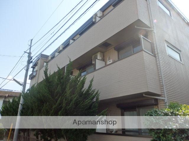 神奈川県川崎市中原区、平間駅徒歩9分の築24年 3階建の賃貸マンション