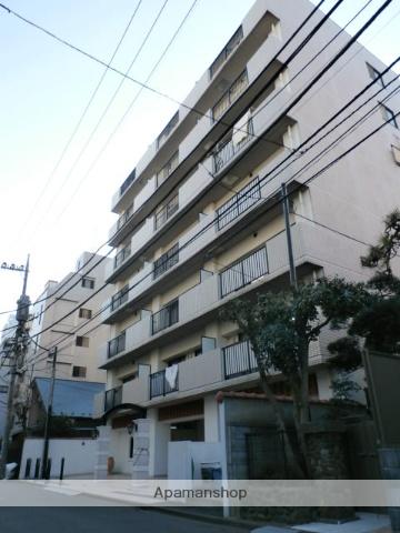 神奈川県川崎市中原区、向河原駅徒歩16分の築21年 7階建の賃貸マンション