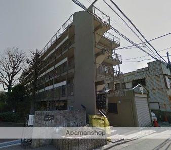 神奈川県川崎市中原区、向河原駅徒歩4分の築26年 4階建の賃貸マンション